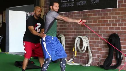 Workout Wednesday: Team Dirrell
