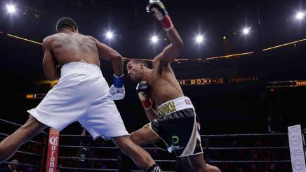 Dirrell vs DeGale full fight: May 23, 2015