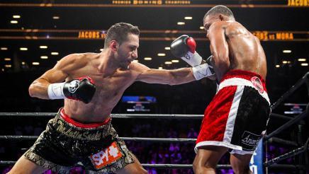 Jacobs vs Mora full fight: August 1, 2015