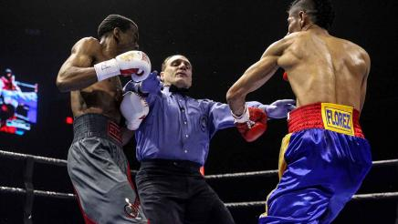Herring vs Flores full fight: February 9, 2016