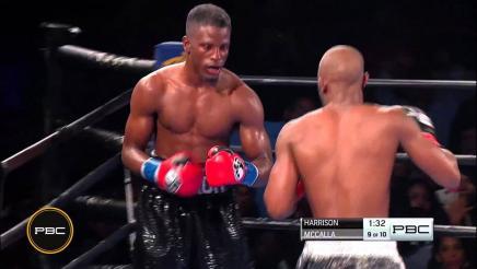 Harrison vs McCalla highlights: October 31, 2015