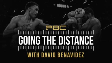 David Benavidez breaks down his fight with Anthony Dirrell | Going The Distance