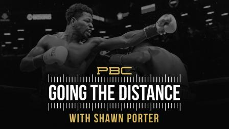 Shawn Porter breaks down his fight with Adrian Granados