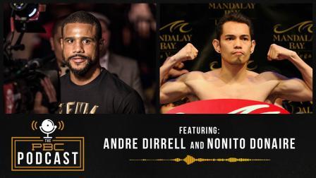 Nonito Donaire & Andre Dirrell Drop Gems   The PBC Podcast