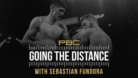 Sebastian Fundora breaks down his fight with Daniel Lewis