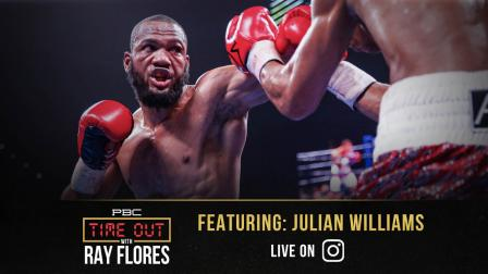 Julian Williams Reveals his Roadmap to Reclaiming His Title