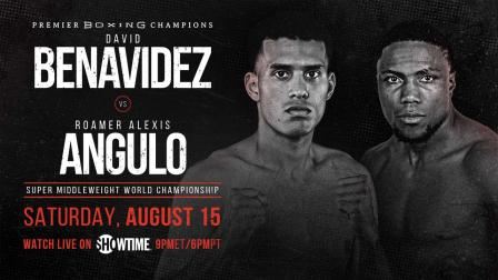 Benavidez vs Angulo PREVIEW: August 15, 2020