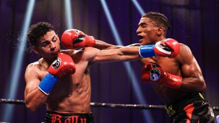 Romero vs Marinez - Watch Fight Highlights | August 15, 2020