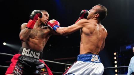 Navarro vs Deloach - Watch Fight Highlights | August 22, 2020