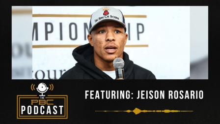 Jeison Rosario: My Time is Now