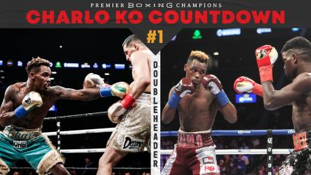 CHARLO DOUBLEHEADER KO Countdown | 1 Day To Go