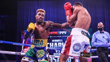 Charlo vs Rosario - Watch Fight Highlights | September 26, 2020