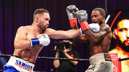 Lipinets vs Clayton - Watch Fight Highlights   October 24, 2020