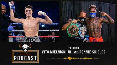 Vito Mielnicki Jr., Ronnie Shields and Spence vs. Garcia
