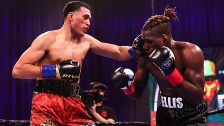 Benavidez vs Ellis - Watch Fight Highlights   March 13, 2021
