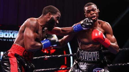 Gausha vs Clark - Watch Fight Highlights   March 13, 2021
