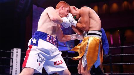 Karl vs Aguilar - Watch Fight Highlights | November 2, 2019