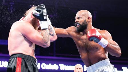 Helenius vs Washington - Watch Full Fight | July 13, 2019
