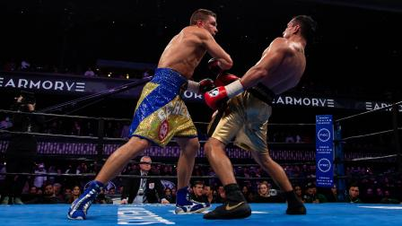 Derevyanchenko vs Culcay - Watch Fight Highlights | April 13, 2019