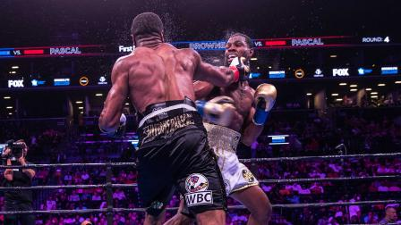 Browne vs Pascal - Fight Highlights   August 3, 2019