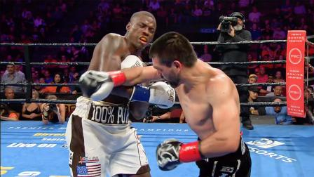 Quillin vs Angulo - Watch Fight Highlights | September 21, 2019