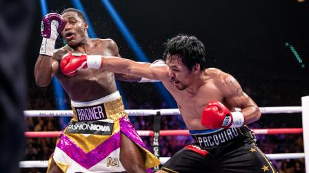 Pacquiao vs Broner - Watch Full Fight | January 19, 2019