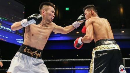 Nyambayar vs Dela Torre - Watch Full Fight | November 18, 2017