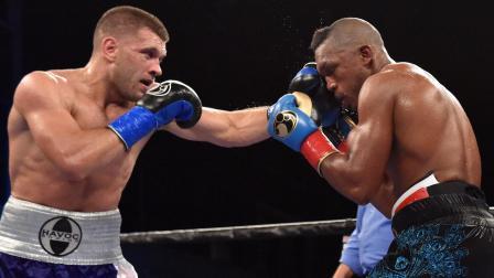 Derevyanchenko vs Johnson Full Fight: August 25, 2017 - PBC on FS1