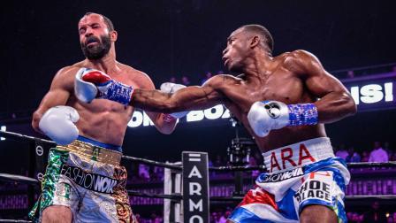 Lara vs Alvarez - Watch Fight Highlights   August 31, 2019