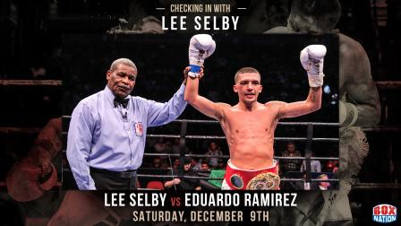 Checking in with... 126-pound Champion Lee Selby