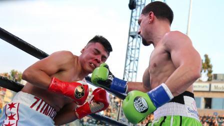 Garcia vs Granados - Watch Full Fight | April 20, 2019
