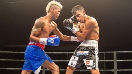 Barthelemy vs Ramirez Full Fight: September 26, 2017 - PBC on FS1