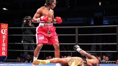 Dominguez vs Vicente full fight: December 8, 2015