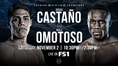 Castano vs Omotoso Full Fight Preview