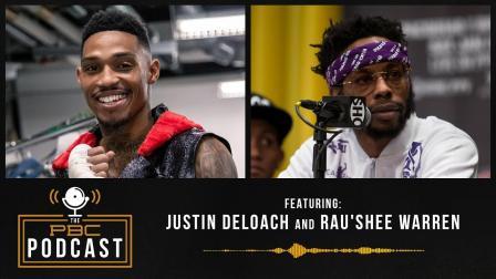 Rau'shee Warren & Justin DeLoach Seek Redemption